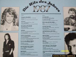Schallplatten Sammlung Das Goldene Schlager Archiv Die Hits des Jahres