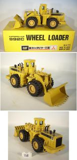 Shinsei 1/75 Ca 992C Wheel Loader   Radlader OVP #338