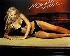 MERCEDES McNAB original signiert – GROSSFOTO   sexy