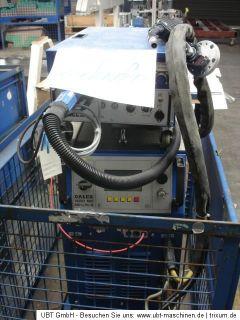 DALEX VARIO MIG 400 W B Profischweißgerät / Pulsschweißgerät / MIG