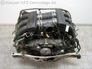 Motor Engine Porsche 911 996 3.4 301Ps Carrera M 96.04