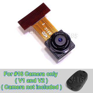 Mini DVR 808 Car Key Chain Micro Camera #16 Real HD 720P H.264 Pocket