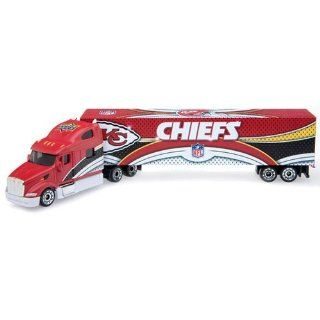 2008 NFL Peterbilt Tractor Trailer Kansas City Chiefs
