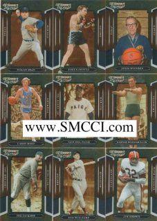 2008 Donruss Sports Legends 144 Card Complete Mint Set