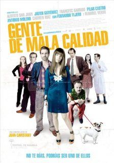 de mala calidad Movie Poster (11 x 17 Inches   28cm x 44cm) (2008