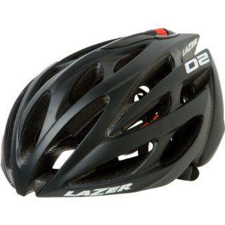 2009 Lazer 02 (OXYGEN) RD Road Matte Black Unisize Helmet