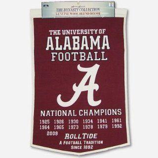 Alabama Crimson Tide 2009 BCS National Champions Dynasty