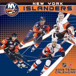 New York Islanders 2009 12 x 12 Team Wall Calendar