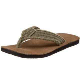 Sanuk Mens Fraid Not Big & Tall Sandal Shoes