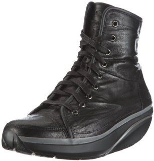 MBT Womens Nafasi Mid Laceup Boot Shoes
