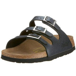 Womens Sandals Birko Flor, Arx Anthracite, With A Narrow Insole Shoes