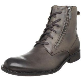 Kenneth Cole New York Mens Mind Game Boot,Mocha,10 M US Shoes
