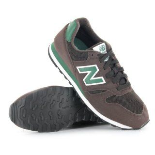 New Balance Classic Traditionnels 373 Brown Green Mens Trainers Shoes