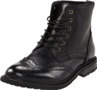 Dr. Scholls Mens Oren Lace Up Boot: Shoes