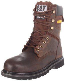 Caterpillar Mens Rangler MR 8 Work Boot Shoes
