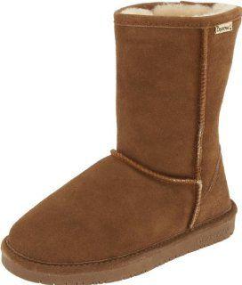 BEARPAW Womens Emma Short Boot Shoes