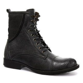 Mens.fashion.military.boots Shoes