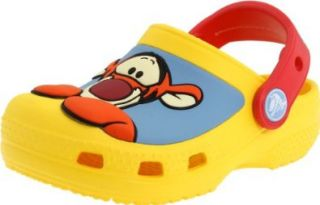 Crocs Winnie the Pooh & Tigger Clog (Toddler/Little Kid) Shoes