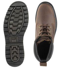 Mike Rowe Works by Cat Footwear Mens Rangler MR 6 inch Work Boot