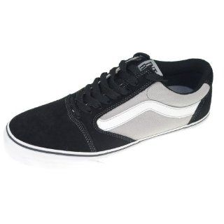 Vans Shoes TNT 5   Black/Grey/White   Size 13: Shoes