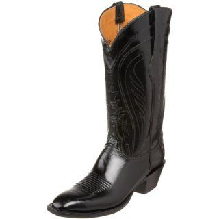Lucchese Classics Mens L1508.14 Western Boot,Black,6.5 EE US Shoes