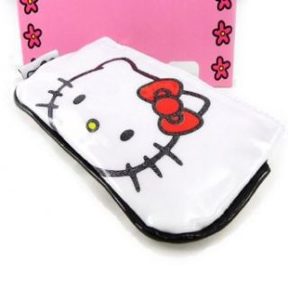 Makeup kit Hello Kitty white varnish. Clothing