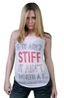 Married to the Mob Lucky Stick Tank Top: Clothing