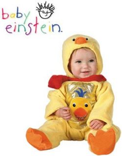 New Disney Baby Einstein Duck Toddler Costume 12 18m