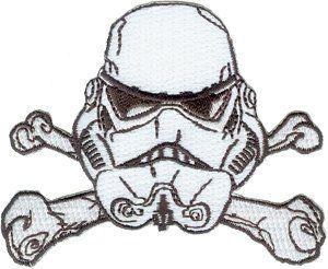 Star Wars / Clone Wars Lucas Films Movie Patch   3.25