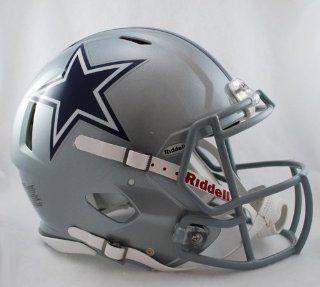 NFL Dallas Cowboys Speed Authentic Football Helmet Sports