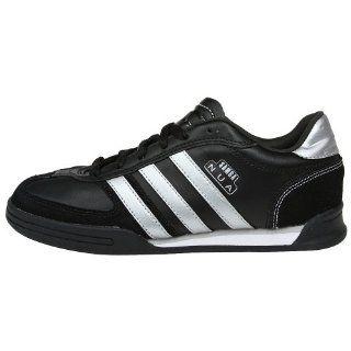 adidas Mens Samba Nua Turf Shoe,Black/Silver/White,4 M Shoes