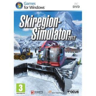 2012 / Jeu PC   Achat / Vente PC SKI REGION SIMULATOR 2012