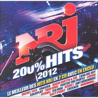 NRJ 200% HITS 2012   Compilation   Achat CD COMPILATION pas cher