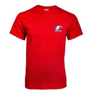 American Red T Shirt Medium, Eagle Head Red Sports