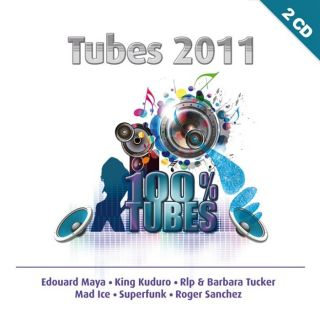 TUBES 2011   Compilation   Achat CD COMPILATION pas cher