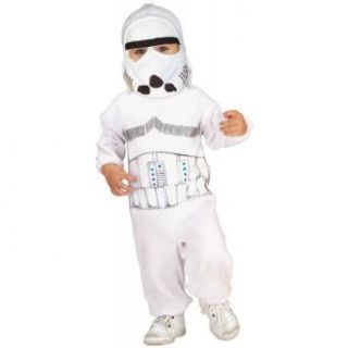 Infant Star Wars Stormtrooper Costume (Size6 12M