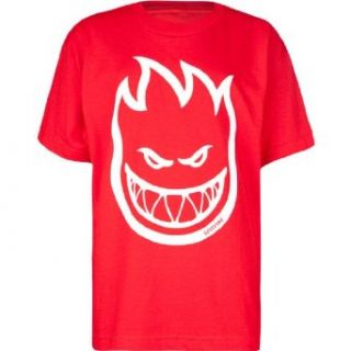 SPITFIRE Bighead Boys T Shirt Clothing