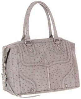 Rebecca Minkoff Mab Mini Bombe Ostrich H339E24C Handbag