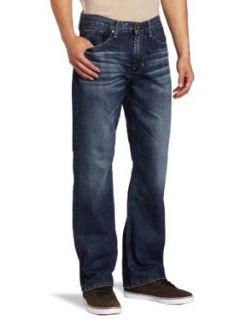 Big Star Mens Pioneer Bootcut Fit Jean in Fervor