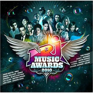 NRJ MUSIC AWARDS 2010   Achat CD COMPILATION pas cher