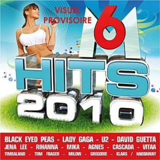 M6 Hits 2010   Achat CD COMPILATION pas cher