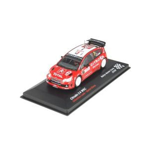 C4 WRC (2008) Monte Carlo 1:43 Loeb/Elena   Citroen C4 WRC (2008