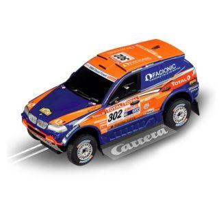 VEHICULE POUR CIRCUIT Voiture BMW X3 CC Rally Dakar 2009 1/43 ème