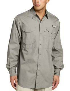 Columbia Mens Bonehead Long Sleeve Shirt Big Clothing