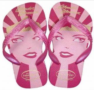 Kids Wonder Woman, Bubblegum Pink, 33 34 BR (US Little Kid 3 M) Shoes