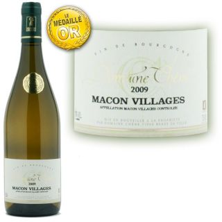 2009 blanc   Achat / Vente VIN BLANC Mâcon Villages Chêne 2009