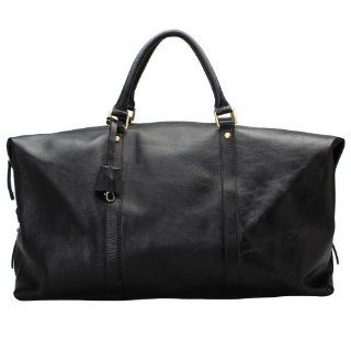 Leather Travel Bag Unisex Tote Crossbody Bags Oversized Bag Shoes