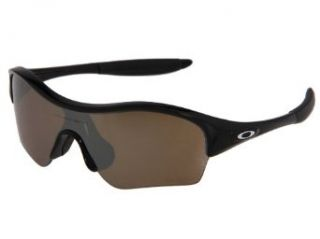 Oakley Womens Enduring Edge Polarized Sunglasses (Black