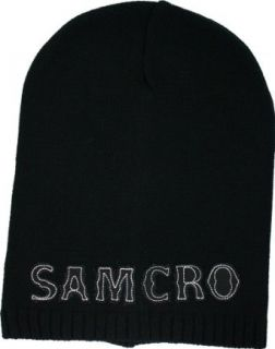 Sons of Anarchy SAMCRO Logo Beanie: Clothing