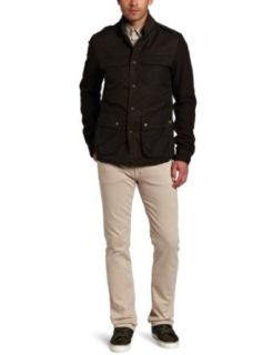 Scotch & Soda Mens Military Blazer Jacket Clothing